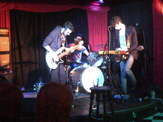 Band Night.