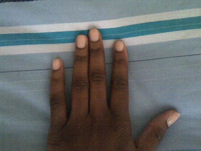 New Nude Nails