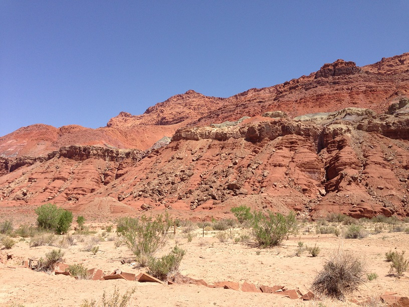Exploring Marble Canyon